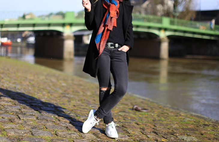 Stan Smith Adidas http://www.l-autruche.com/2014/02/allee-du-foulard