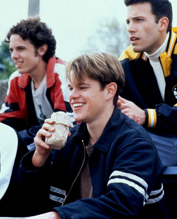 Good Will Hunting: But you know what the best part of my day is? For about 10 seconds, from when I pull up to the curb and when I get to your door, 'cause I think maybe I'll get up there and I'll knock on the door and you won't be there. No goodbye. No see you later. No nothing. You just left.
