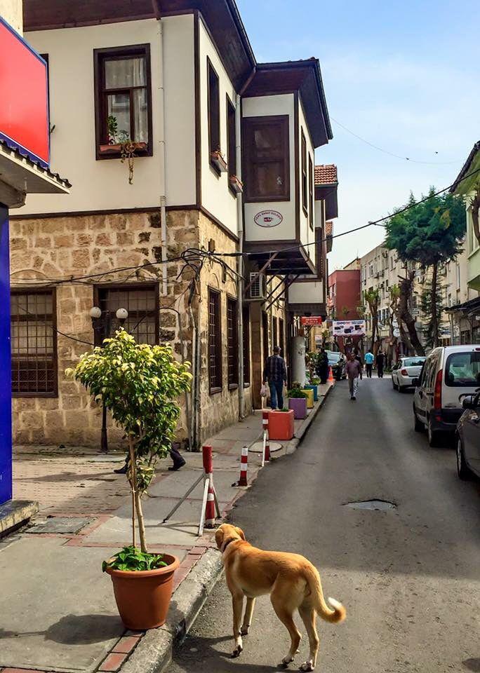 Old City Mersin Turkey