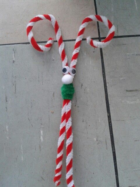 203 best Pipe Cleaner Crafts images on Pinterest | Pipe cleaner ...