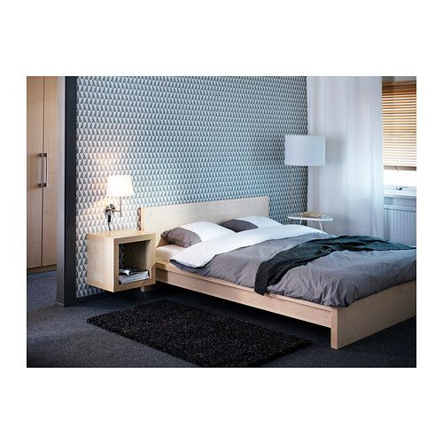 malm bed frame low 160x200 cm ikea ikea website pinterest cas places and beds