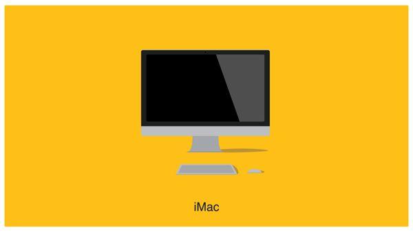Illustrations Of Every Single Macintosh Computer Ever Created - DesignTAXI.com
