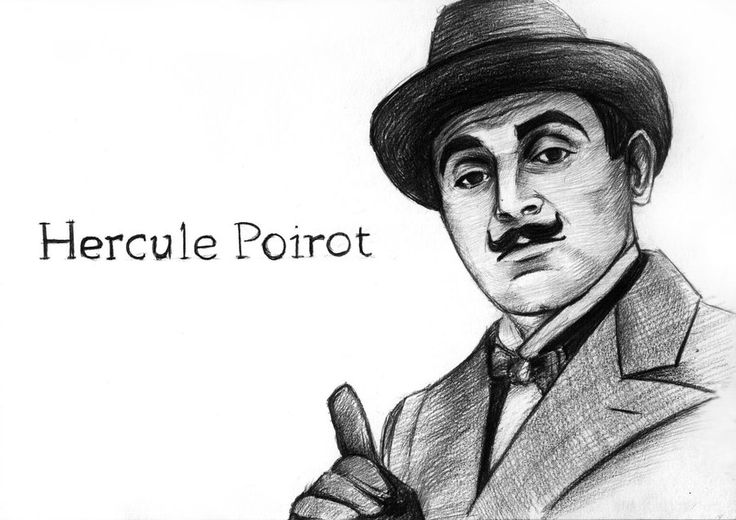 Poirot by Myrskyt.deviantart.com on @DeviantArt