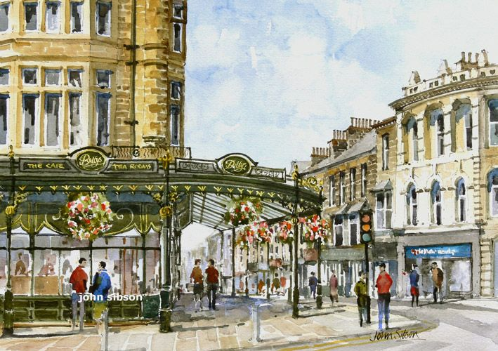 Show details for Betty's Corner, Harrogate