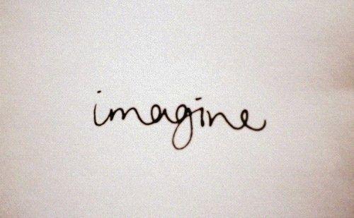 Imagine #tatoo idea