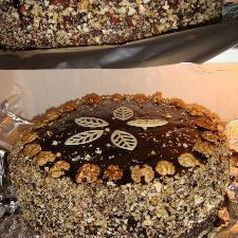 Tort orzechowo - kokosowy - przepisy.net