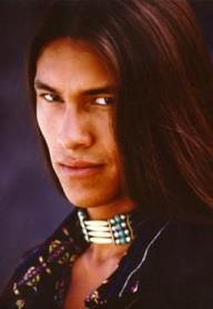 Rick Mora -Yaqui and Apache