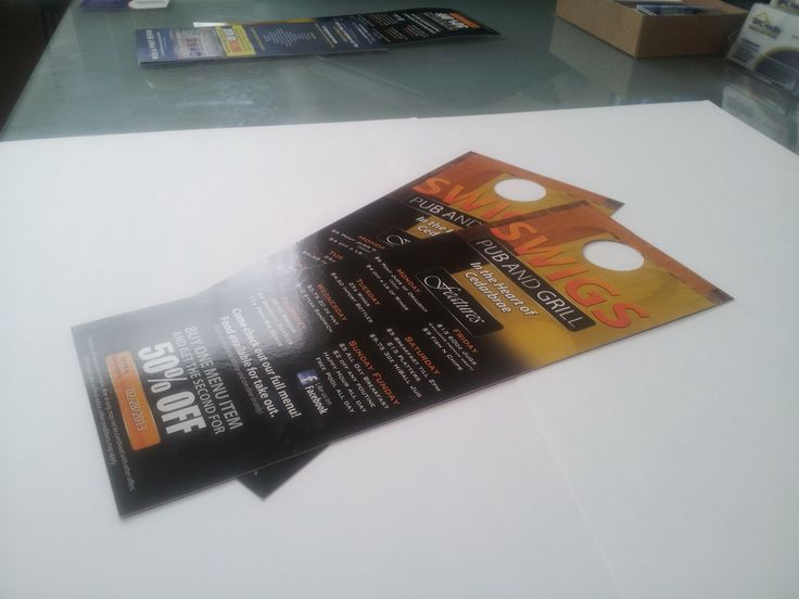 Contact to SMC Media for precise #doorhangerprinting solutions and services.