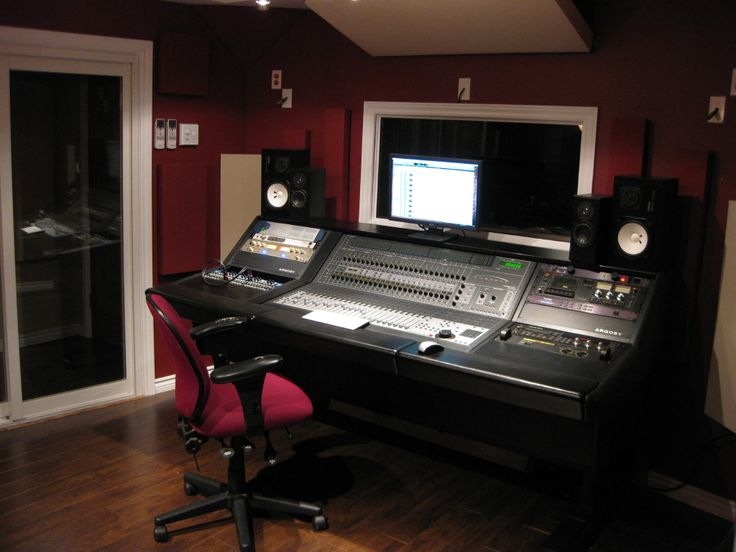 a studio recording studio designhome - Home Recording Studio Design Plans