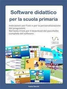 Software didattico per la scuola primaria: il nuovo libro di Ivana Sacchi