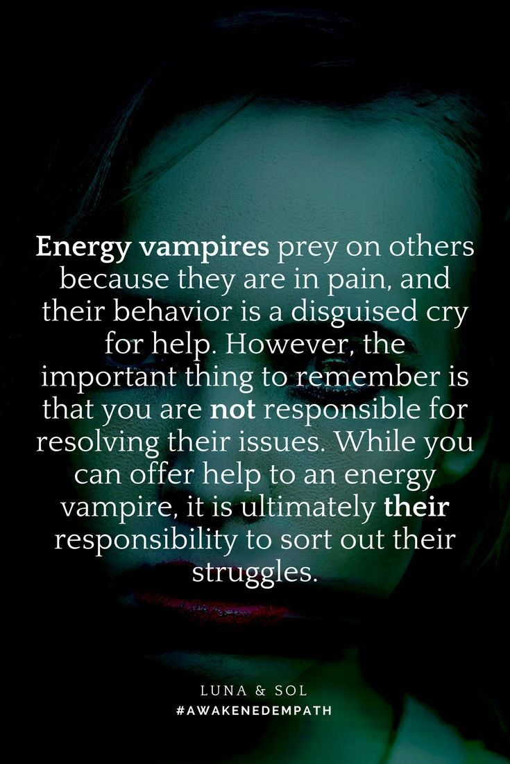 Pin by Emery Toth on Toxic People | Energy quotes, Emotional ...