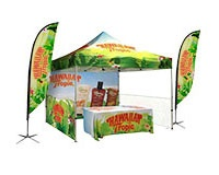 15 best Outdoor Displays images on Pinterest Tent Banners and