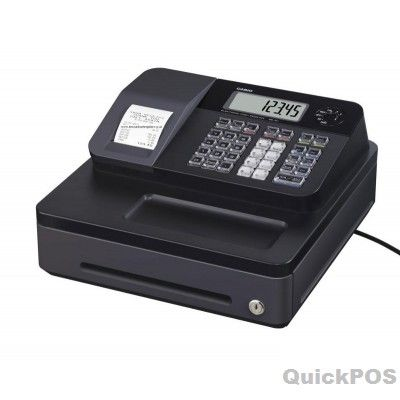 Point of SALE in CASIO SE-G1S ECR Black Cash Register at much lower rates. QuickPOS based in Sydney do sales in many branded POS Equipment across Australia..!  https://www.quickpos.com.au/cash-register-casio-se-g1s-ecr