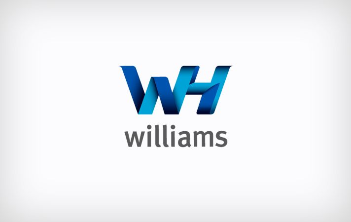 WH Williams logo