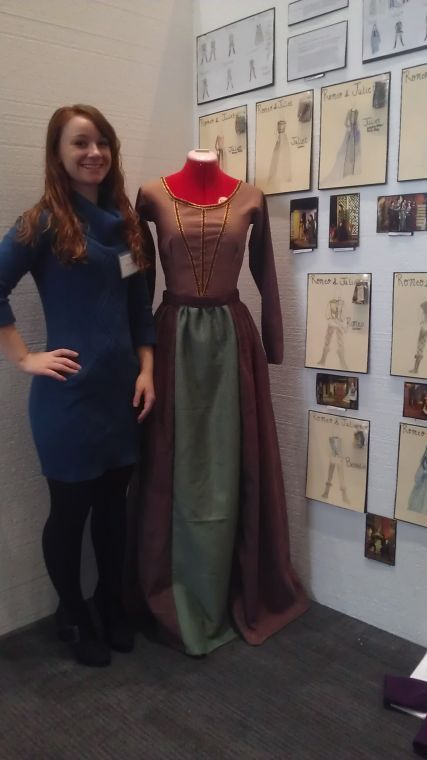 Atascocita High School student wins prestigious award for costume design
