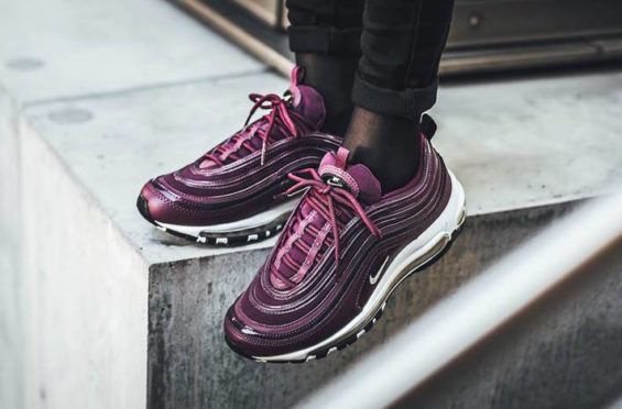 watch ba937 1857d Nike Air Max 97 Premium Bordeaux Perfect For The Holidays There are still  more colorways of