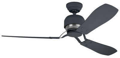 Ceiling Fan - Hunter Industrie II Ceiling Fan - Graphite