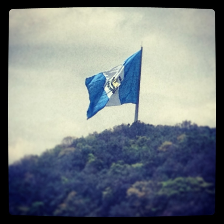 My Beautiful Guatemala Flag