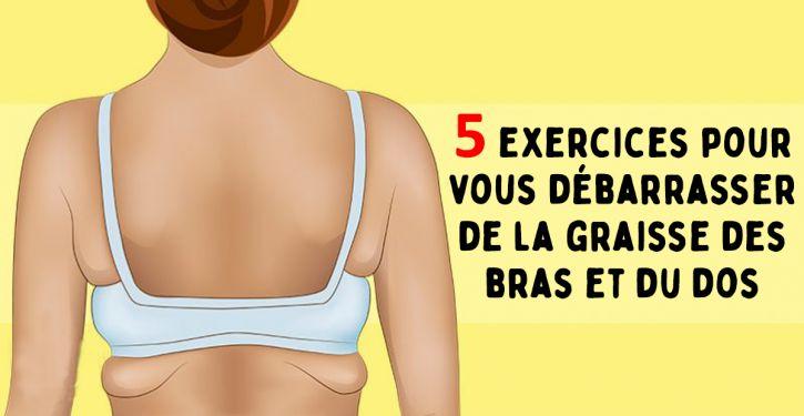 5 exercices pour vous débarrasser de la graisse des bras ...