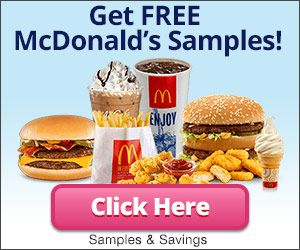 Tri Cities On A Dime: FREE McDONALD'S FOOD