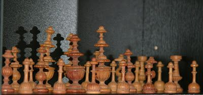 Anonymous Chess Collector: 18th Century