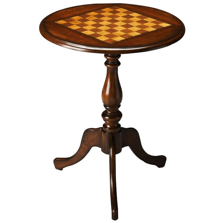 Butler Specialty Plantation Cherry Game Table