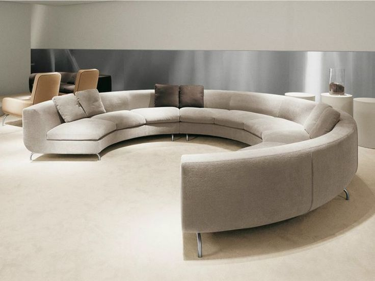 Best 25+ Round Sofa Ideas On Pinterest | Contemporary Sofa, Contemporary  Basement Furniture And Living Room Furniture Online