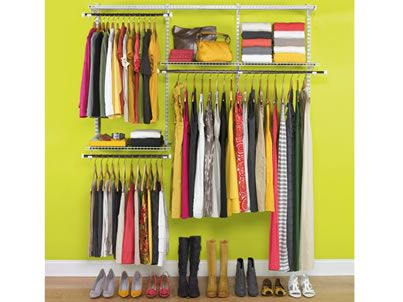 Are Your Closets Naked? Fix That With One Of These Inexpensive Closet  Organizers!