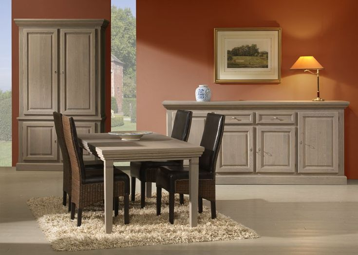 Memphis Dining Table Buffet Room Buffets Lunch Food