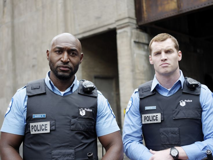 19-2, the universally acclaimed Canadian cop drama stars Jared Keeso and Adrian Holmes.
