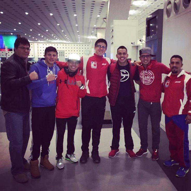 México ante Inglaterra en tercer duelo de la Serie Mundial de Boxeo
