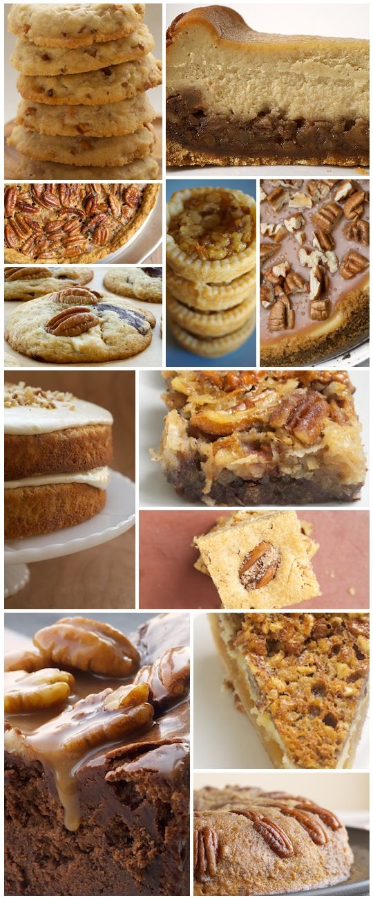 12 Best Recipes for Baking with Pecans|Bake or Break