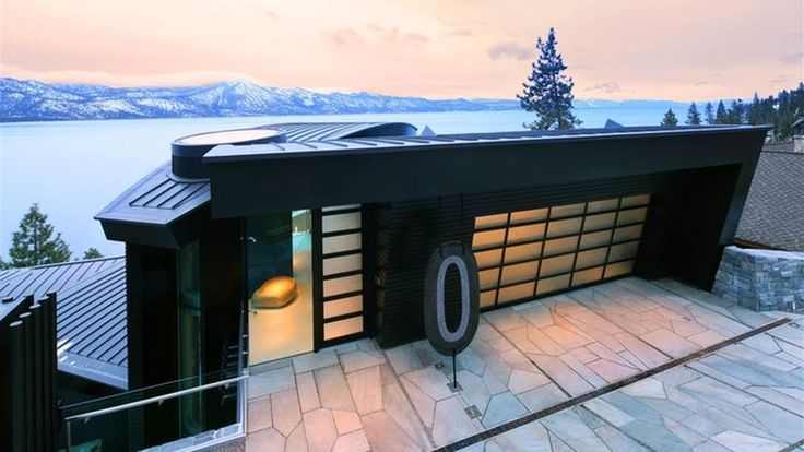 What with epic Sierra snowfall on the horizon, there's only one sane thing to do in such glacial times—go into escrow on a multimillion dollar Tahoe abode. The exceedingly contemporary property at 580 Gonowabie has been the area's single most expensive property for quite some time.