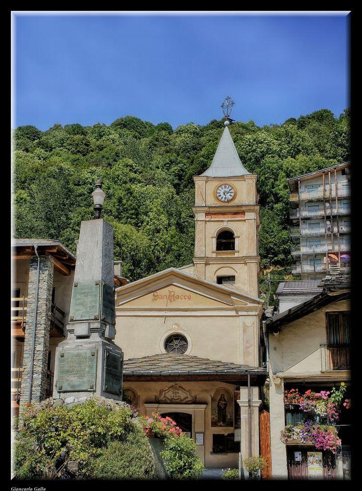 Mountain church by Giancarlo Gallo