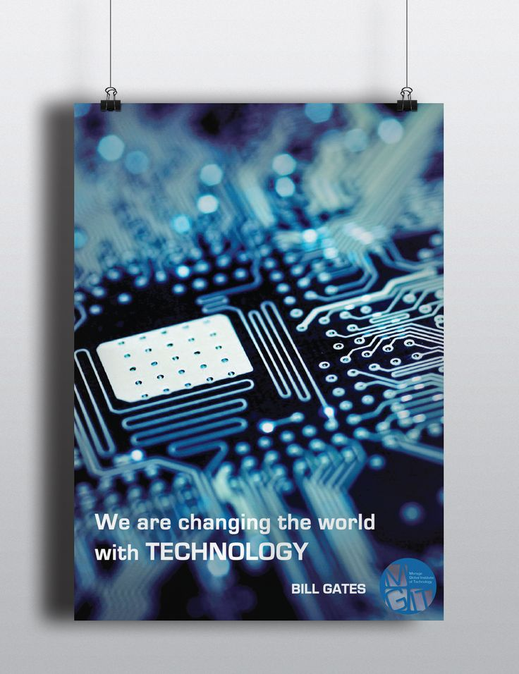 MGIT Classroom Poster  Our Information Technology training courses provides students with technology skills and knowledge.