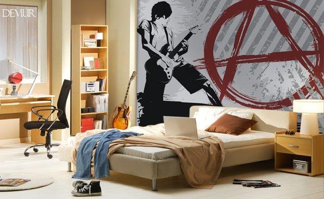 fototapeta gitara