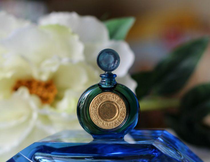 Vintage 1980s Rare Perfume Rochas Byzance Eau de Parfum 3ml Splash 100% Full Mini Travel size Bottle Collectible by RamonaStore on Etsy