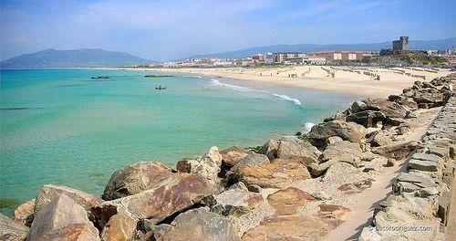 Playa de Tarifa. #Cadiz #Playas #Tarifa