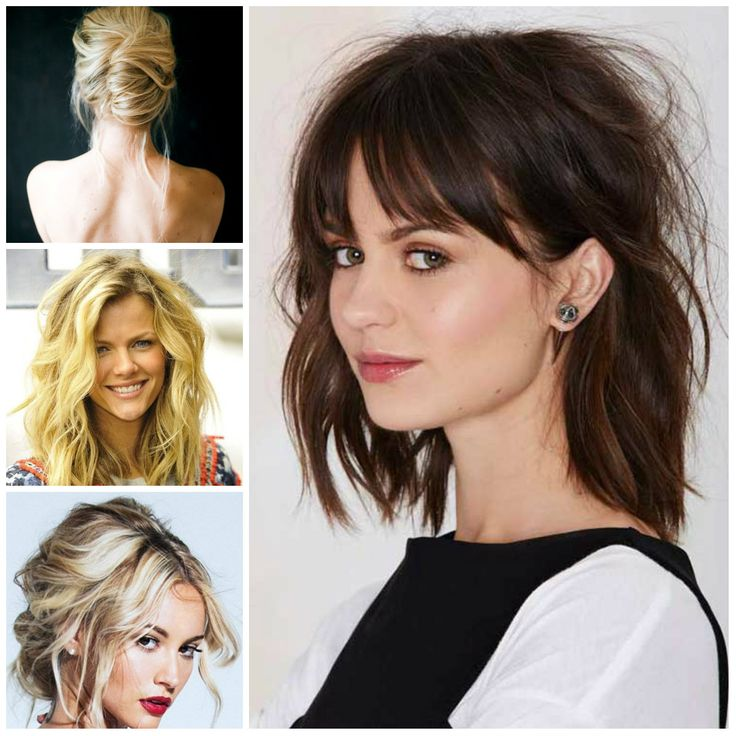 Layered Hairstyles | Haircuts, Hairstyles 2016 / 2017 and Hair colors for short long & medium hair | Page 2