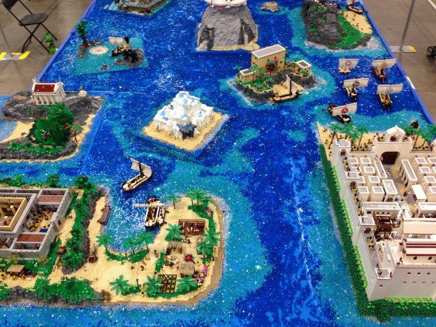 Η Οδύσσεια του Ομήρου σε μια τεράστια κατασκευή LE... - PlayStation Forum