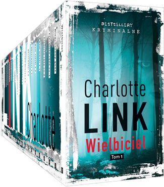 Bestsellery kryminalne Charlotte Link - Edipresse