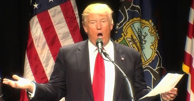 SENIOR MOMENT? Trump Confuses Tim Kaine for Tom Kean (VIDEO)  Posted at 12:30 pm on July 27, 2016 by Leon H. Wolf