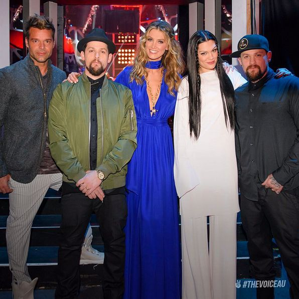 'The Voice Australia' 2015: Delta Angry at Jessie J? 'Don't Give Me That Look' - http://www.australianetworknews.com/voice-australia-2015-delta-angry-jessie-j-dont-give-look/