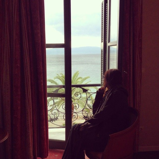 Relax in your #accommodation with an amazing view..! #Calmness Photo credits: @anastasiaavdella