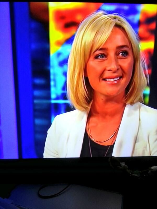 The Project - Asher Keddie