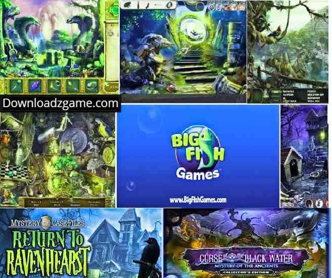 all big fish games free download