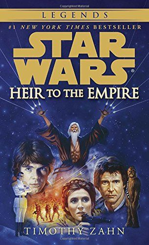 AmazonSmile: Heir to the Empire (Star Wars: The Thrawn Trilogy, Vol. 1) (9780553296129): Timothy Zahn: Books