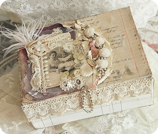 altered cereal box altered vintage shabby chic crafts pinterest shabby chic shabby look. Black Bedroom Furniture Sets. Home Design Ideas