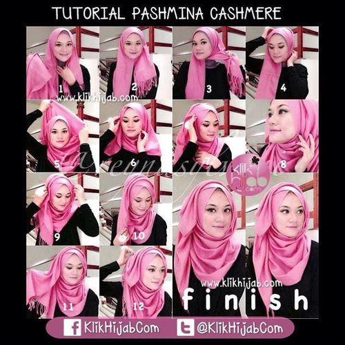 Hijab Style & Tutorial