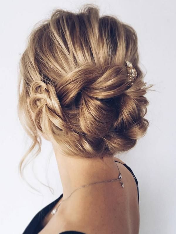 Wedding Hairstyles for Long Hair from Tonyastylist / http://www.deerpearlflowers.com/wedding-hairstyles-for-long-hair-from-tonyastylist/4/